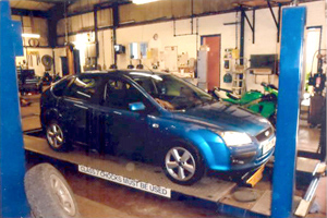 JPS Motors car MOT's
