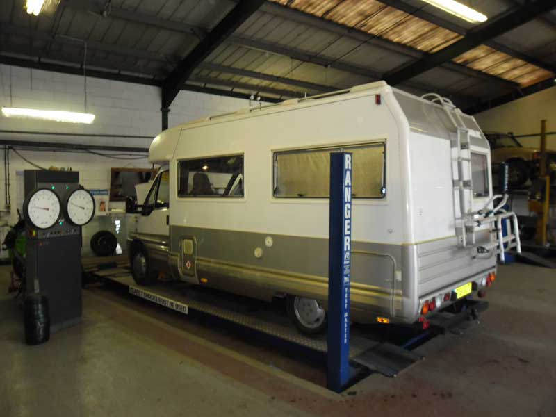 Mobile Home MOT